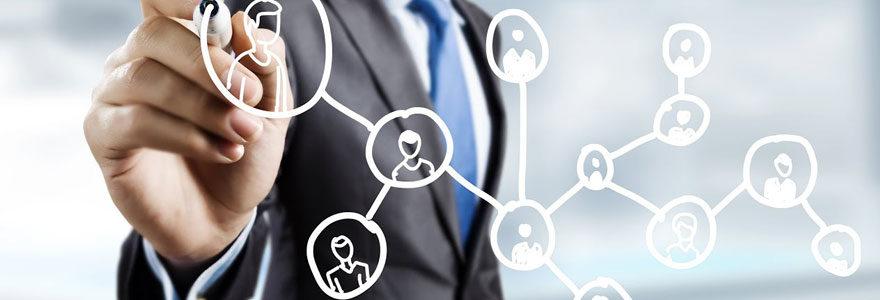 réseau d'affaires